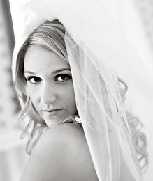 Bridal makeup Bucks county